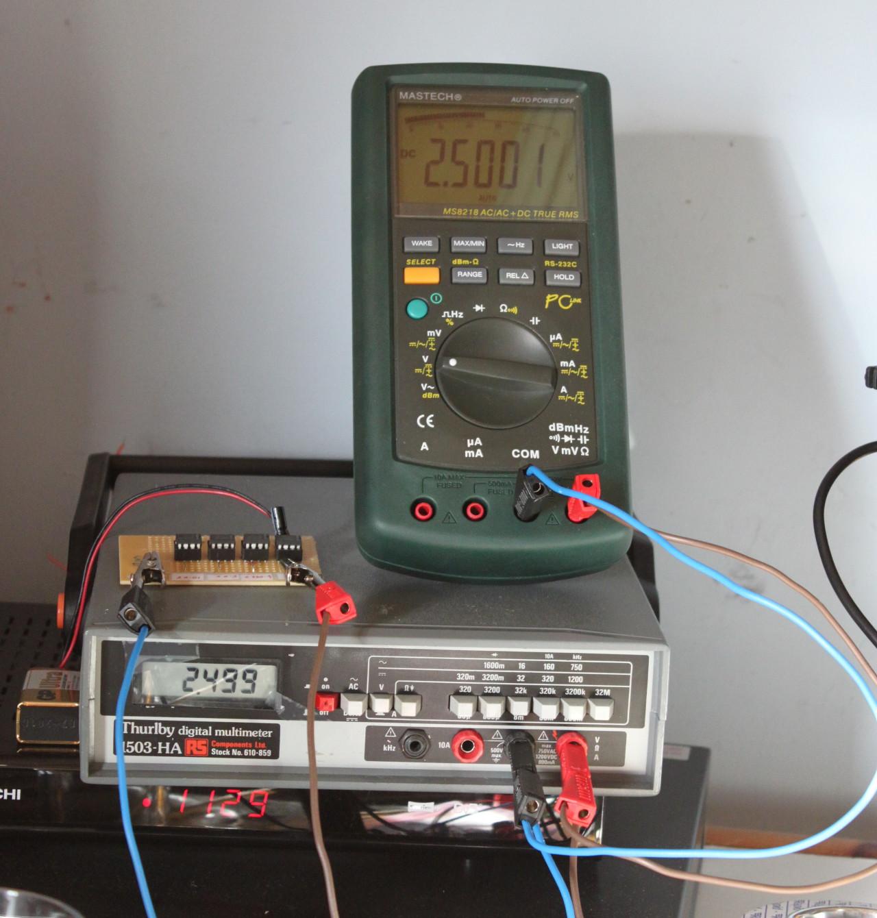 Backlight Hacking Mastech Ms8218 Multimeter